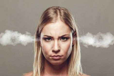 Adfærdsmæssige symptomer på stress hos kvinder og mænd