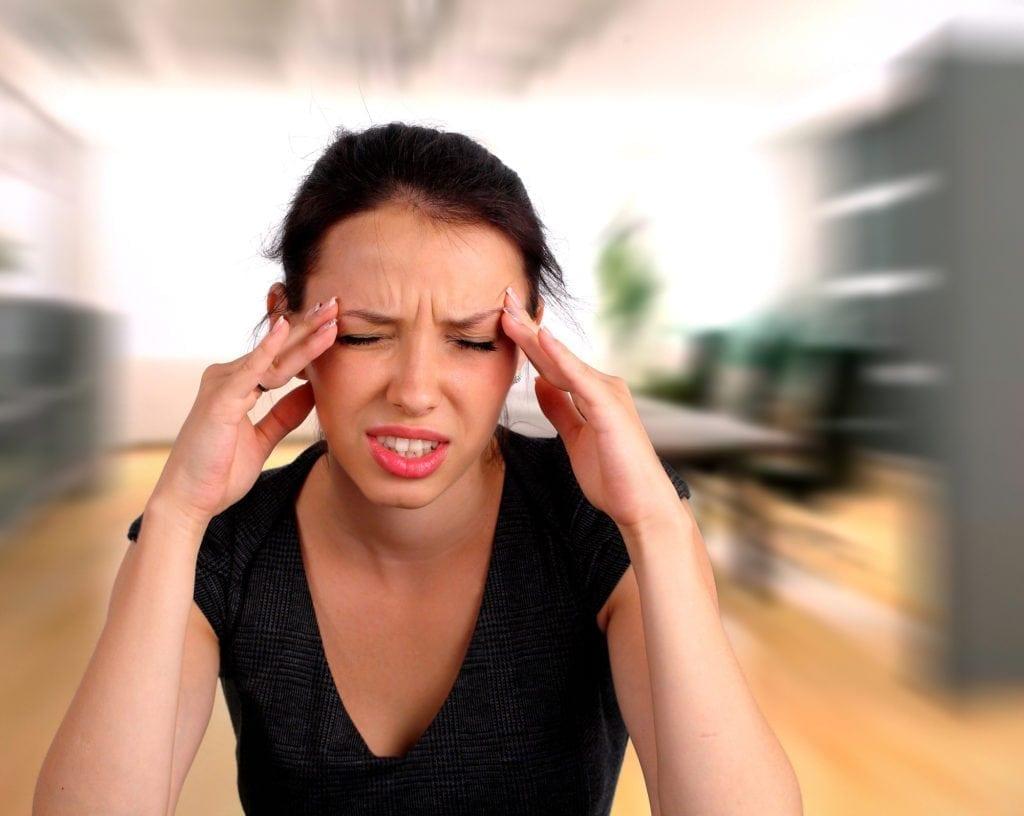 Fysiske stress symptomer hos kvinder og mænd