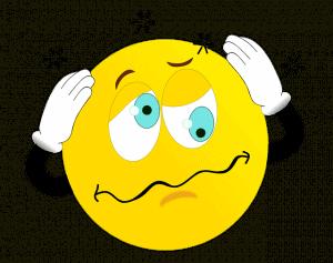Stress symptomer svimmelhed