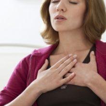 Stress og vejrtrækningsproblemer