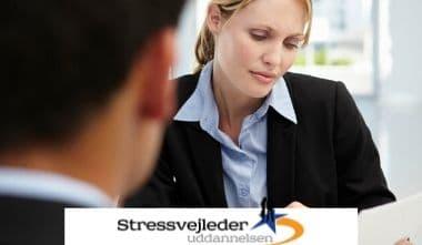 Stressvejleder uddannelse